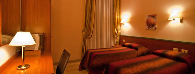 Hotel Center Rome