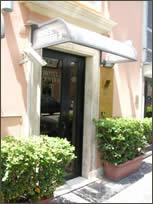 Ingresso Hotel Center Roma